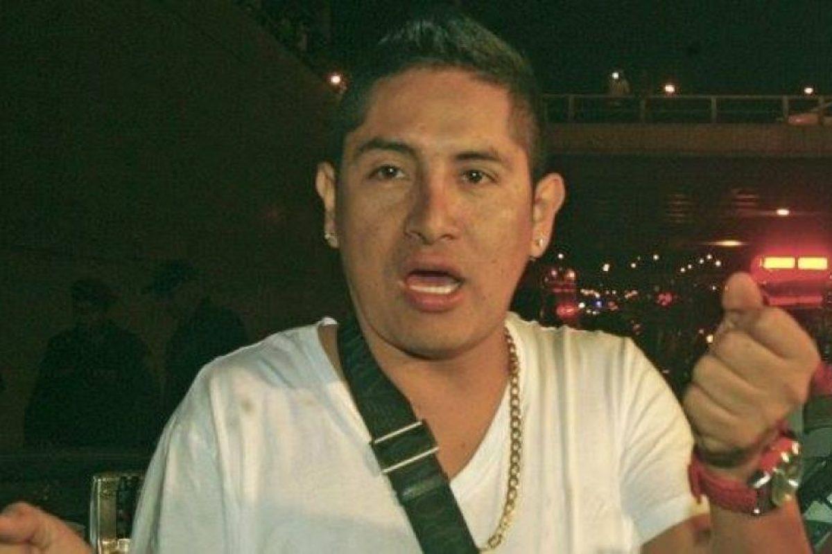 Fue capturado el 12 de septiembr. Lo extraditaron al día siguiente. Foto:Vía facebook.com/GeraldOropezaOficial. Imagen Por: