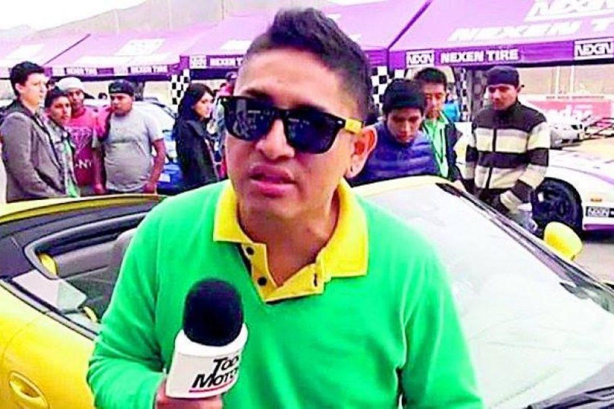 Oropeza fue víctima de un ataque con granadas en abril pasado Foto:Vía facebook.com/GeraldOropezaOficial. Imagen Por: