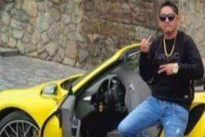 Este fue el Porsche que quedó destruido Foto:Vía facebook.com/GeraldOropezaOficial. Imagen Por: