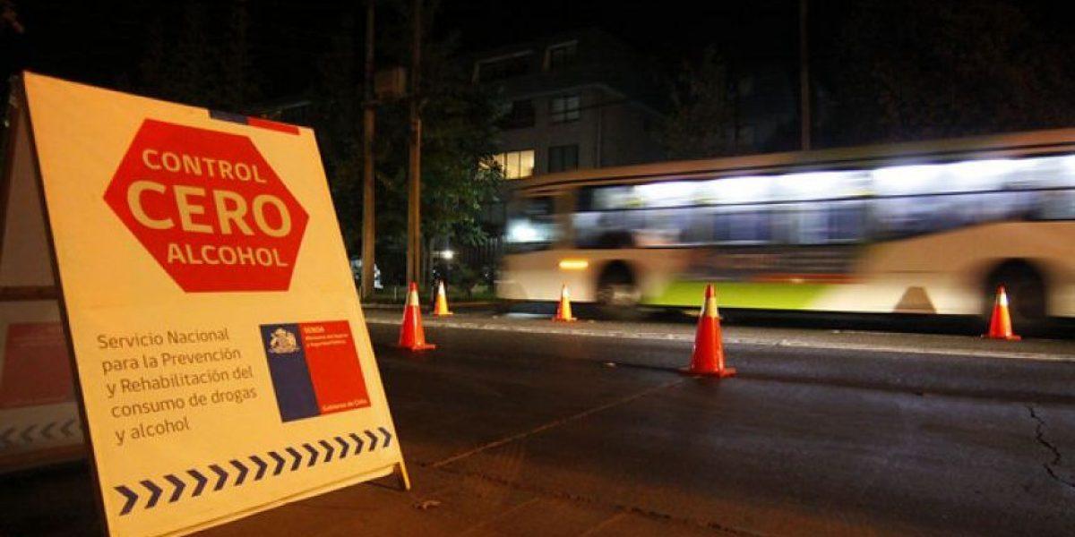 92% de santiaguinos declara dejar el auto en casa si va a consumir alcohol