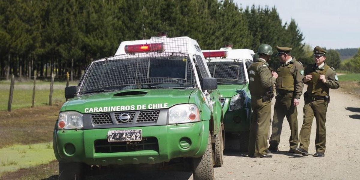 Diputados de La Araucanía piden aumentar presencia de Carabineros en Malleco