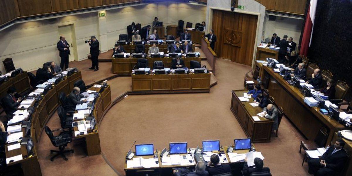Reforma Laboral: senadores de la Nueva Mayoría respaldaron indicaciones