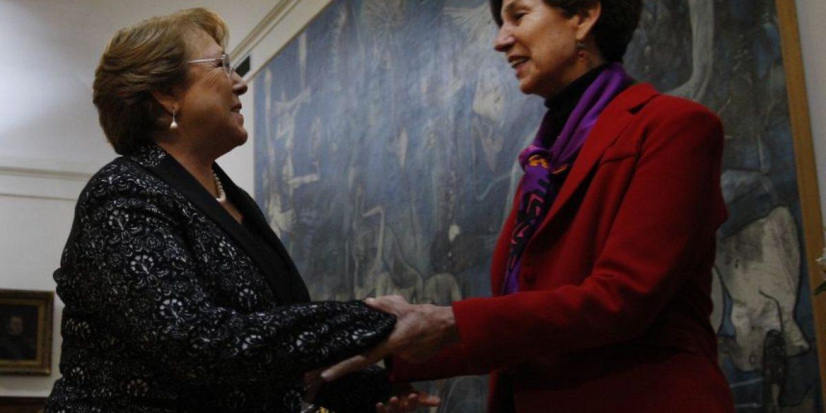 Allende acusa