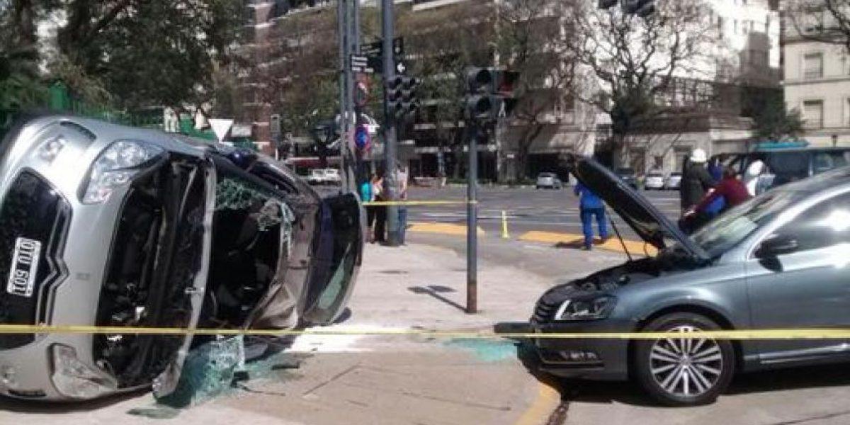 Accidente protagonizado por Iván Zamorano causa preocupación mundial en Twitter