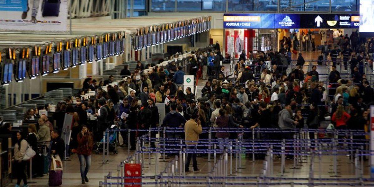 LAN y TAM amplían suspensión de vuelos hasta las 18:00