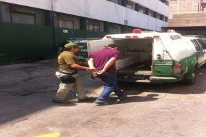 Foto:Carabineros. Imagen Por: