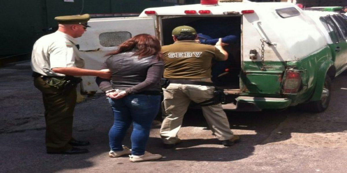 Antofagasta: Carabineros frustra el rescate de madre a su hijo preso