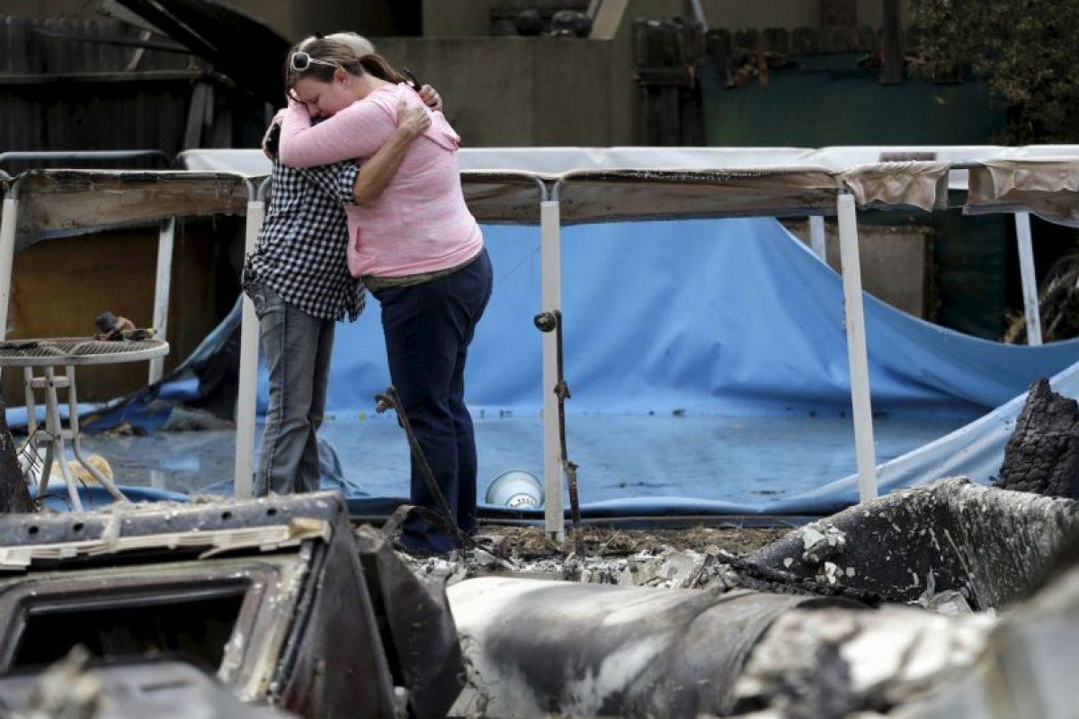 Jerry Brown, gobernador de California declaró estado de emergencia. Foto:AP. Imagen Por: