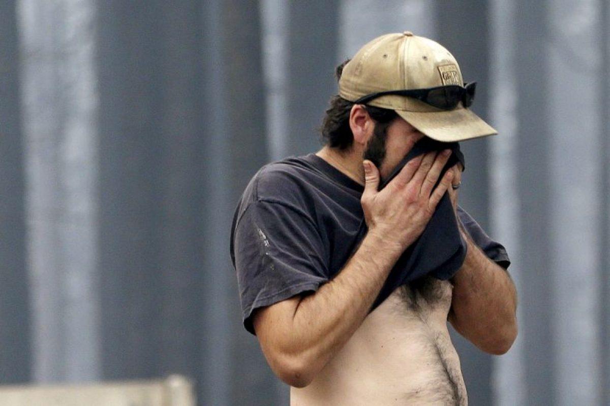 Cientos de familias han perdido sus hogares. Foto:AP. Imagen Por: