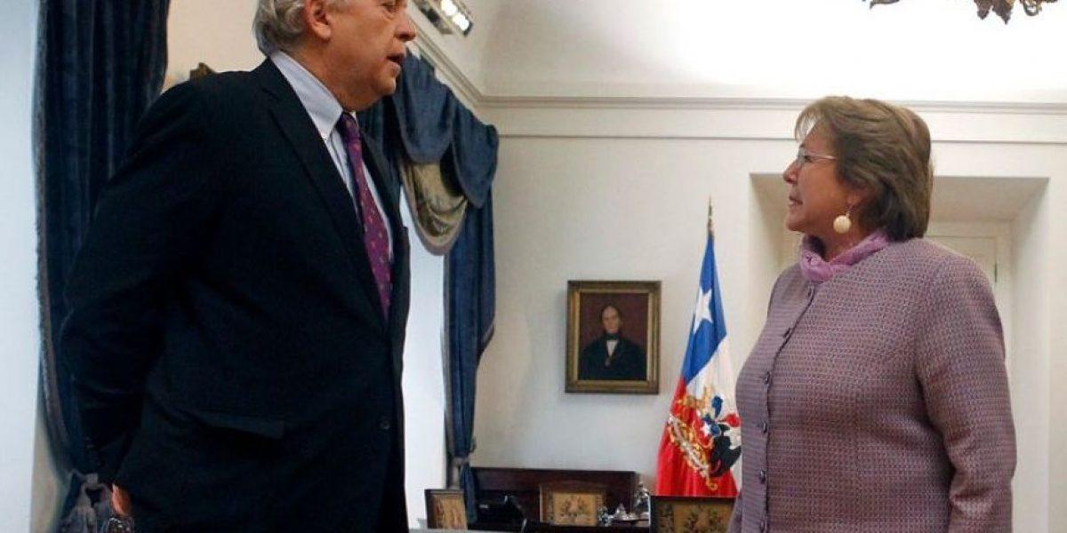 Bachelet convoca a Comité Político por proceso constituyente
