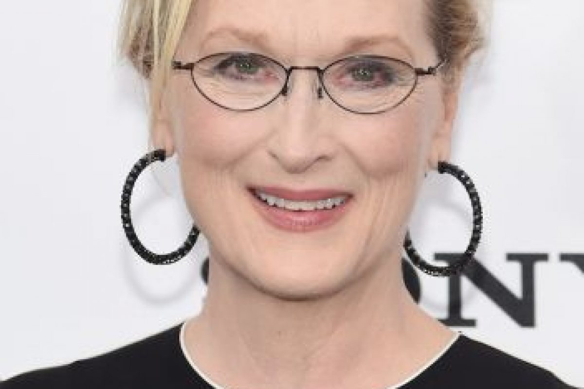 Y se lo otorgó a la actriz Meryl Streep. Foto:Getty Images. Imagen Por: