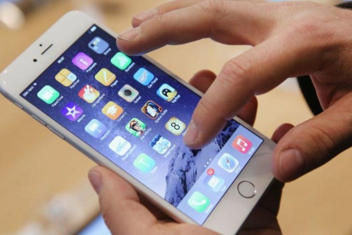 """Los iPhones con problemas """"se vendieron principalmente entre septiembre de 2014 y enero de 2015"""". Foto:Getty Images. Imagen Por:"""