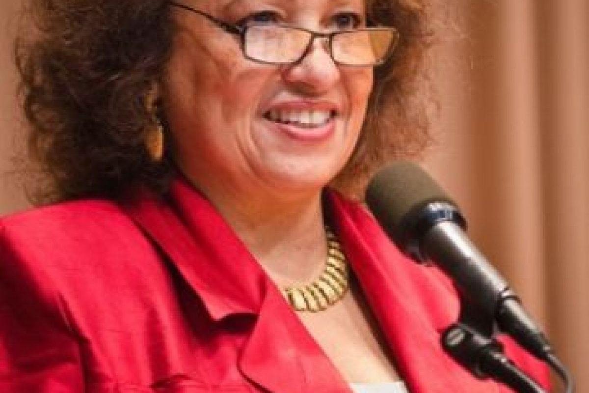 """Ahora tiene 67 años y es la presentadora del programa estadounidense """"Virginia Currents"""". Foto:Wikipedia. Imagen Por:"""