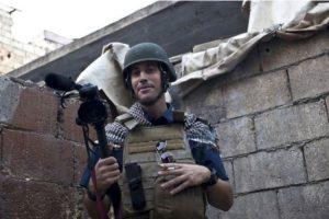 El periodistas fue decapitado en agosto del pasado año. Su ejecución fue la primera de la serie de asesinatos que ha realizado ISIS y que ha divulgado en videos. Foto:AFP. Imagen Por: