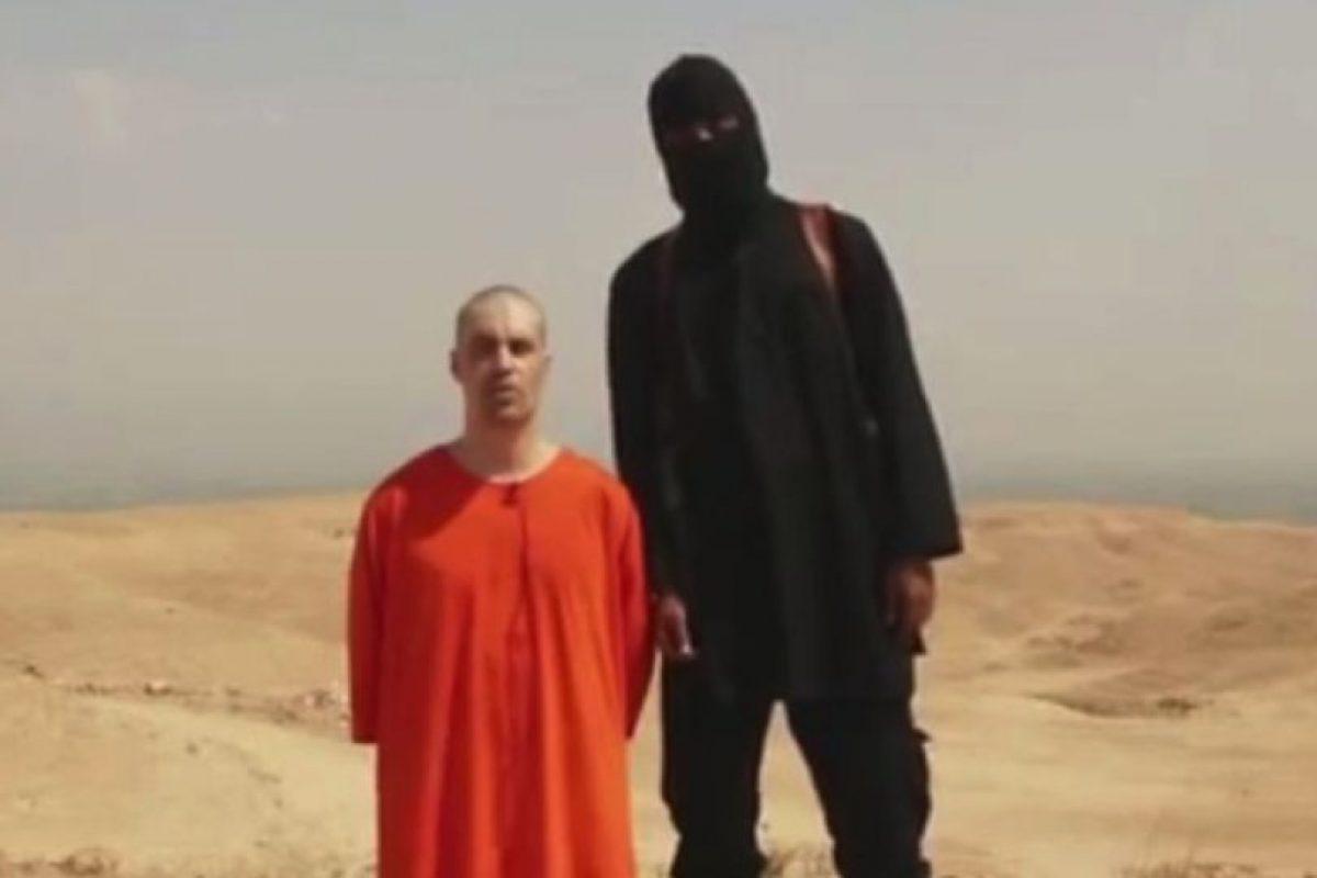 James Foley. Foto:AP. Imagen Por: