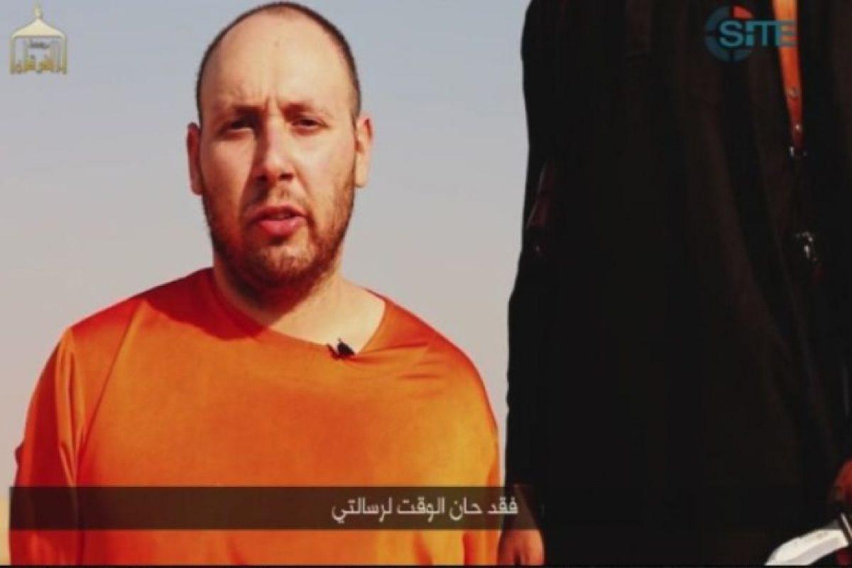 Fue secuestrado en Siria en agosto de 2013 y se convirtió en el segundo ejecutado públicamente por ISIS, en septiembre de 2014. Foto:AFP. Imagen Por: