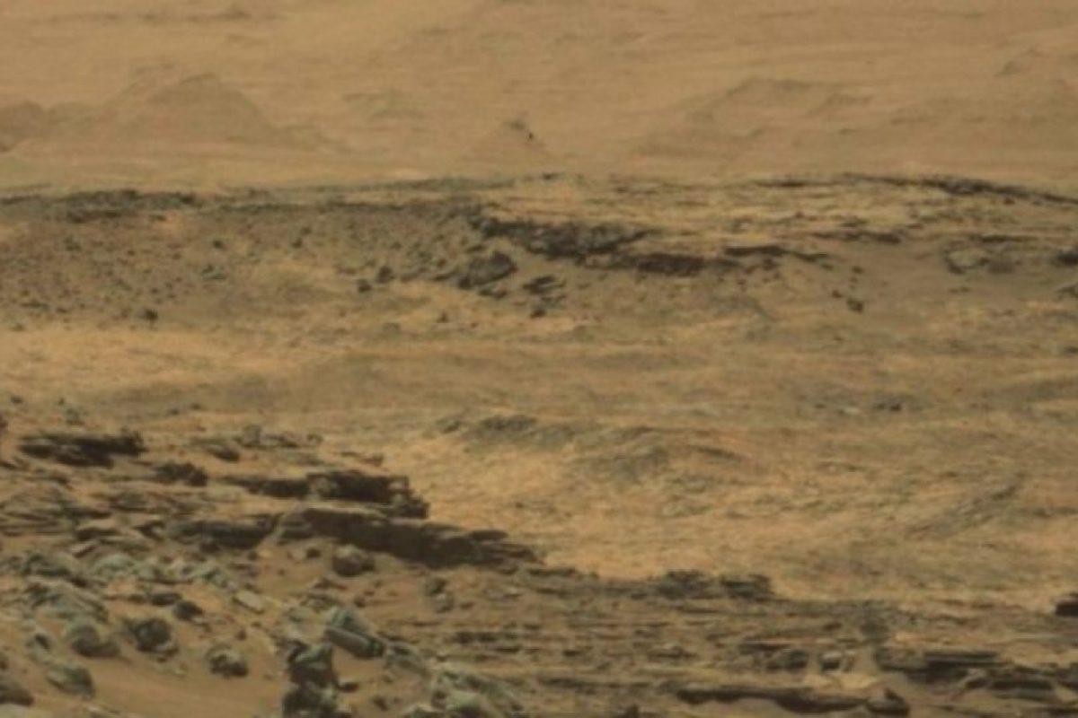 Y estas son las imágenes difundidas por la NASA Foto: original en http://mars.jpl.nasa.gov/msl-raw-images/msss/01074/mcam/1074MR0047260010600092E01_DXXX.jpg. Imagen Por: