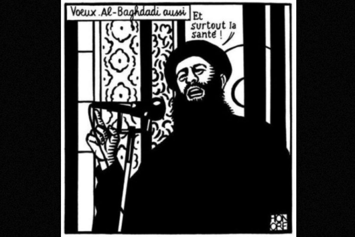 Se imprimieron casi ocho millones de copias del número posterior al ataque. Actualmente sigue en circulación. Foto:Vía: www.facebook.com/CharlieHebdoOfficiel. Imagen Por: