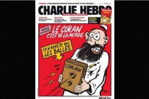Todas las religiones son criticadas en Charlie Hebdo Foto:Vía: www.facebook.com/CharlieHebdoOfficiel. Imagen Por: