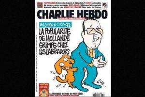 Foto:Vía: www.facebook.com/CharlieHebdoOfficiel. Imagen Por: