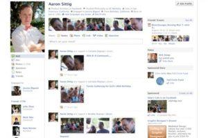 2010. Comienza la estilización del perfil y a lucir de mejor manera. Foto:Facebook.com. Imagen Por: