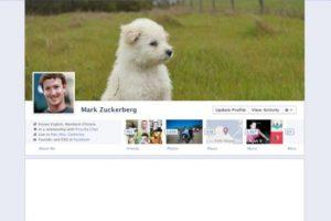 2011. El creador de Facebook se da cuenta que a los usuarios les encantan las imágenes y aparecen en diferentes formas. Foto:Facebook.com. Imagen Por: