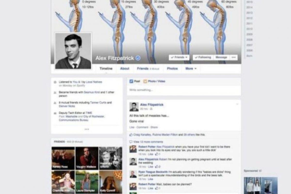 2015. Facebook muestra un nuevo algoritmo para seleccionar noticias y mejores configuraciones de privacidad. Foto:Facebook.com. Imagen Por: