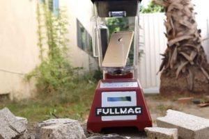 La licuadora ante el iPhone 6. Foto:vía FullMag / YouTube. Imagen Por: