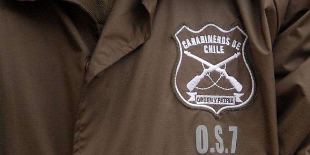 La Calera: arrestan a ex carabinero por tráfico de drogas