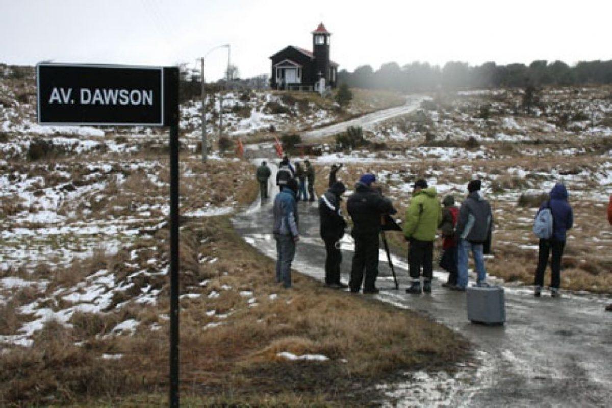 Imágenes de la película Dawson. Isla 10 Foto:Reproducción. Imagen Por: