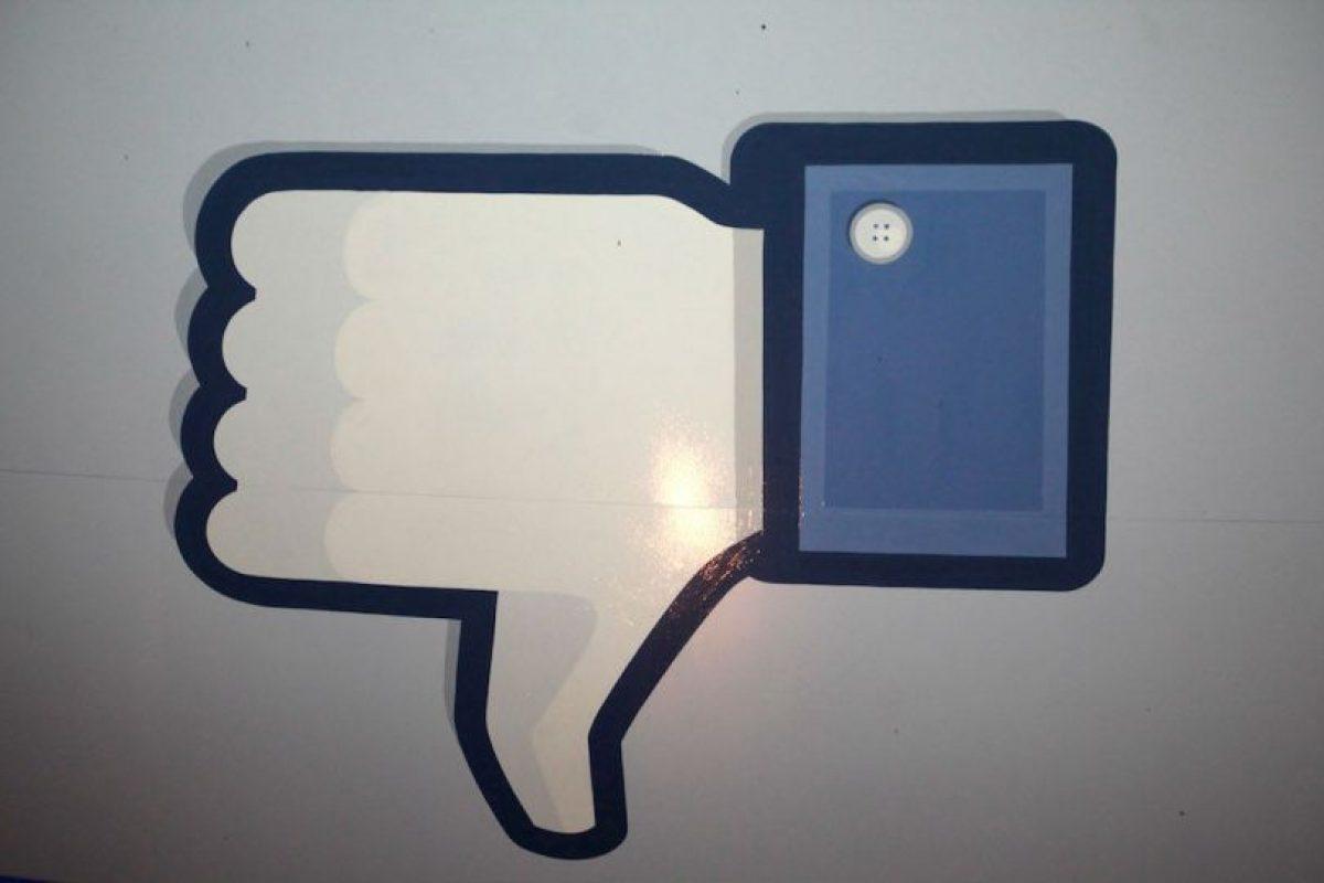 """""""No me gusta"""" finalmente llegará a Facebook. Foto:Getty Images. Imagen Por:"""