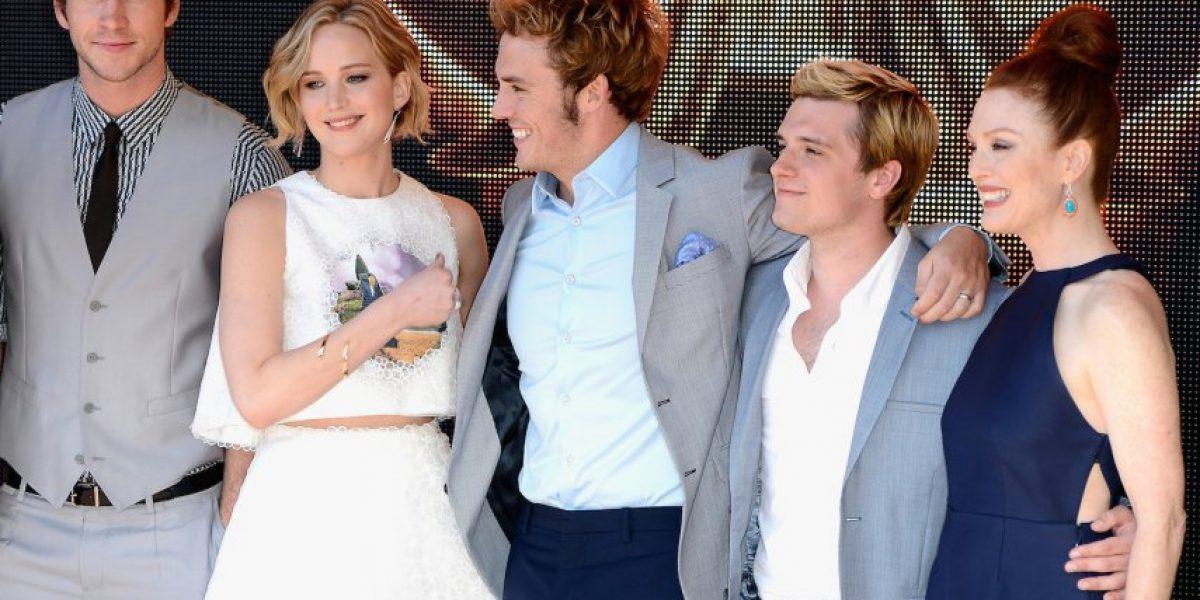 Jennifer Lawrence interpretará a una espía en la cinta