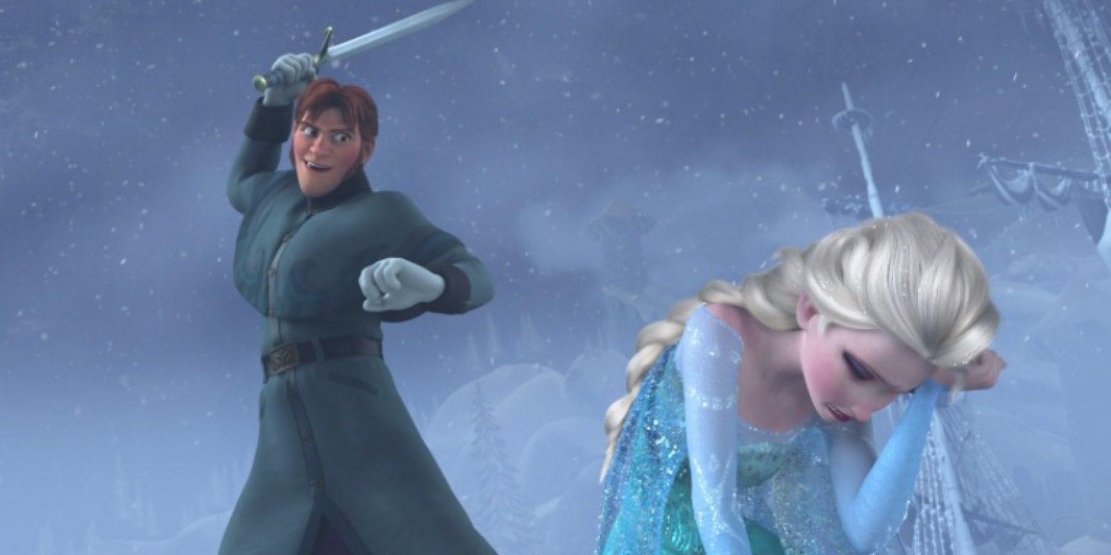 . Imagen Por: vía facebook.com/DisneyFrozen