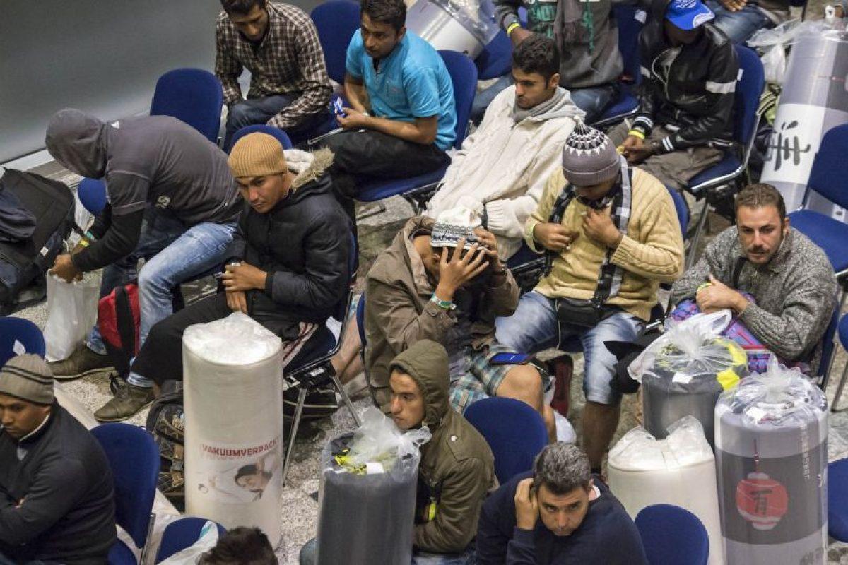 Esto debido a la gran cantidad de migrantes que ha llegado al país. Foto:AP. Imagen Por: