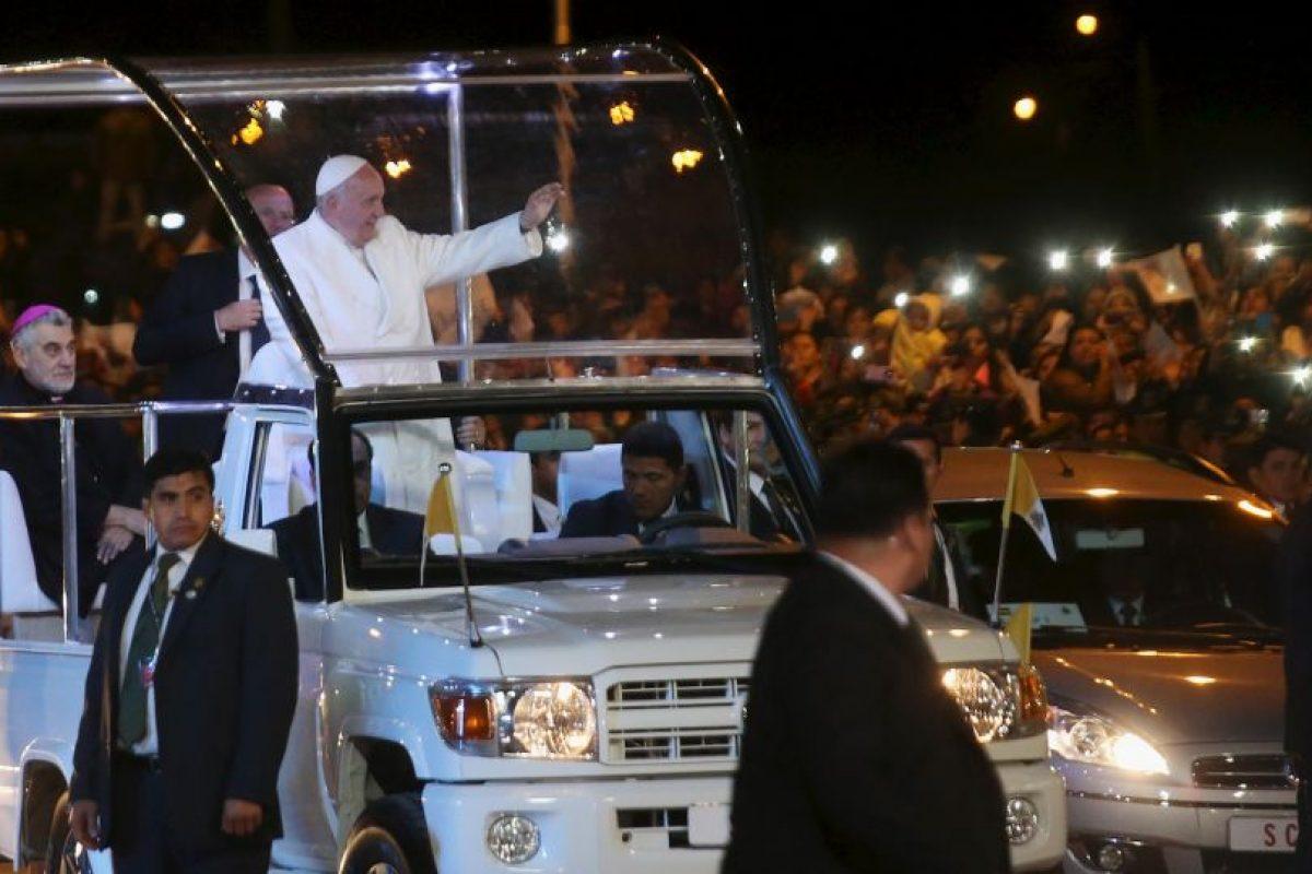 El portavoz del Vaticano aseguró que el religioso se siente más cómodo hablando en su lengua materna Foto:Getty Images. Imagen Por: