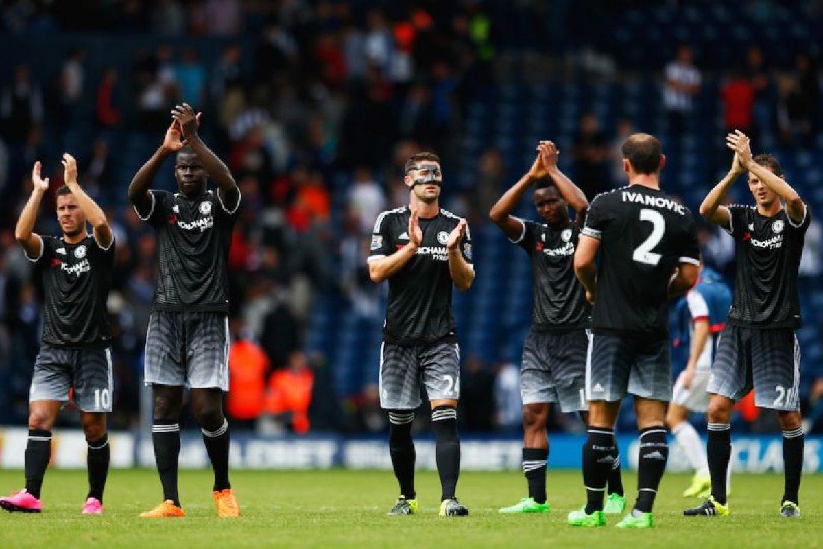 En la fecha 4 perdieron 2-1 contra Crystal Palace. Foto:Getty Images. Imagen Por: