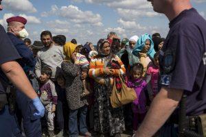 Estos han arriesgado sus vidas para llegar a Europa. Foto:Getty Images. Imagen Por: