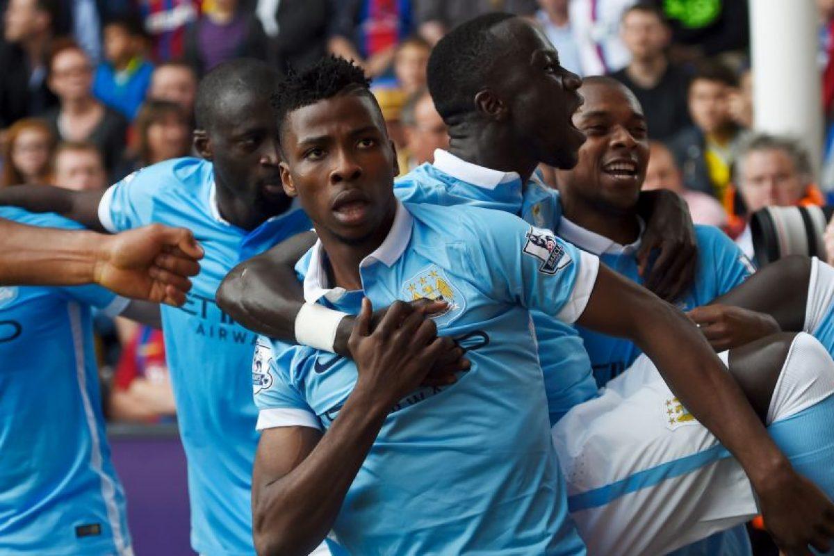 5. Manchester City Foto:Getty Images. Imagen Por: