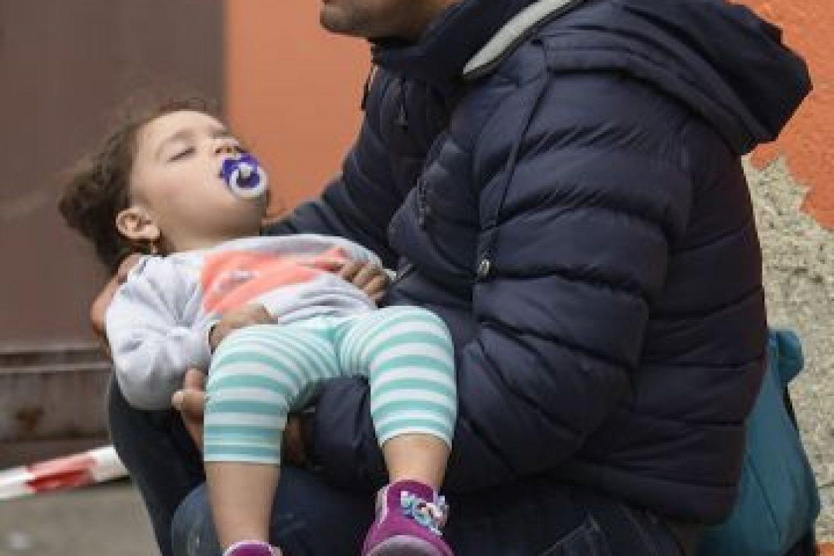Solo en el Mediterráneo han fallecido dos mil 812 personas. Foto:Getty Images. Imagen Por: