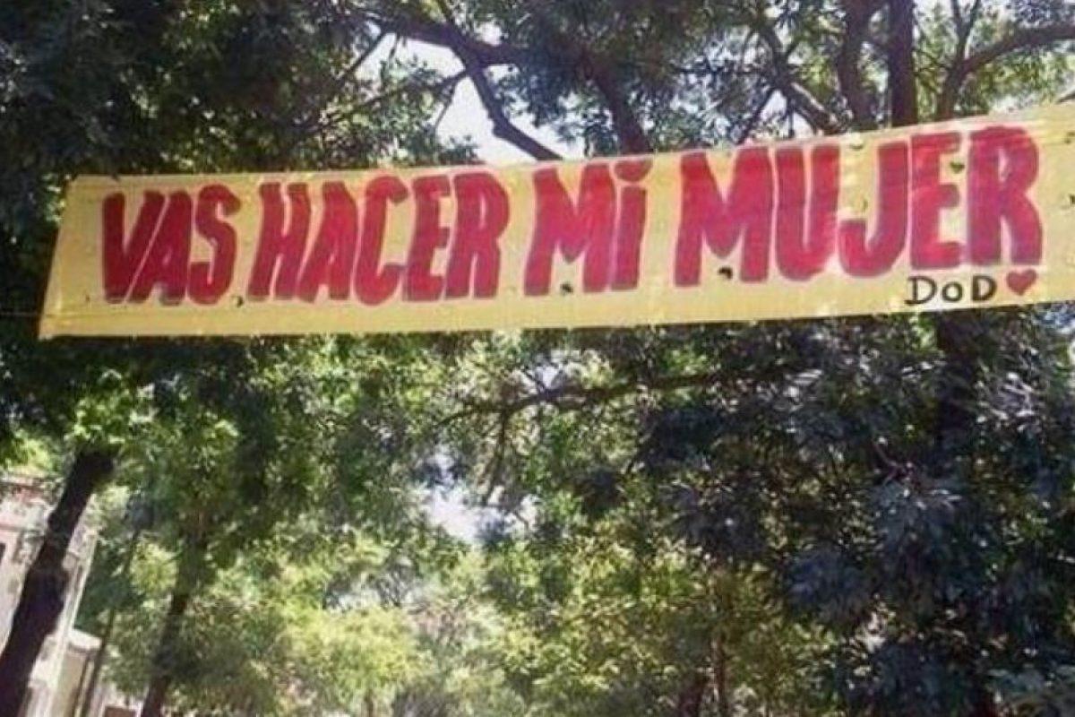 """""""Hacer"""" es de entablar una acción. """"A ser"""" es de """"Será"""". Foto:vía Facebook. Imagen Por:"""