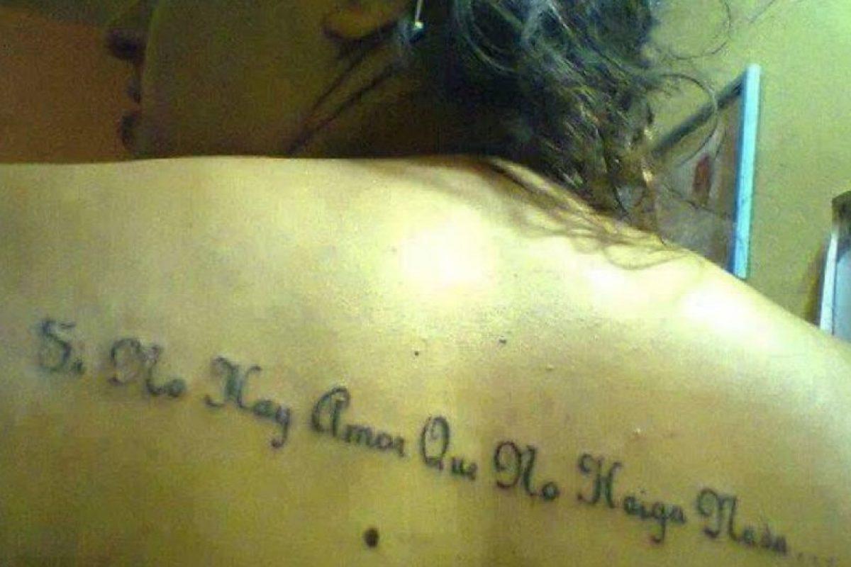 """""""Haiga"""", aunque es válida en la RAE, se ve horrible. Es mejor """"Haya"""". Foto:vía Facebook. Imagen Por:"""
