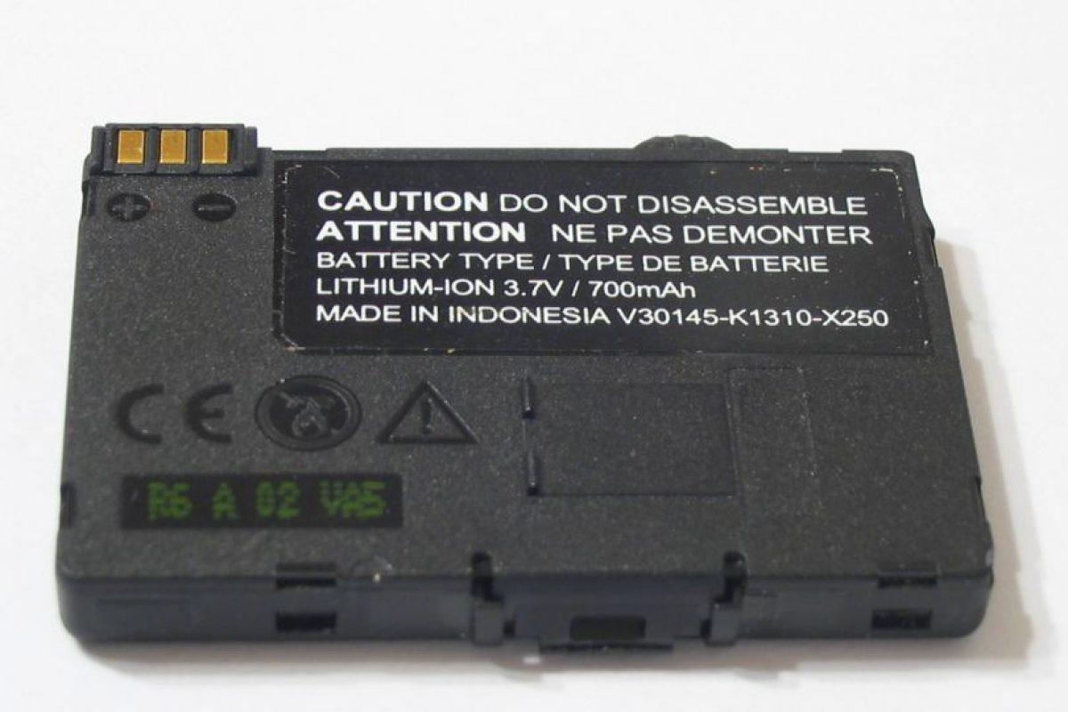 5.- Consideren las baterías externas como una posibilidad. Existen muchos tipos de baterías adicionales, como las que son protectores y batería al mismo tiempo o las baterías portátiles Foto:Wikicommons. Imagen Por: