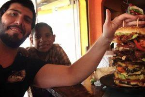 Al respecto Roberto nos dijo: Foto:Vía Facebook.com/elcabuss. Imagen Por: