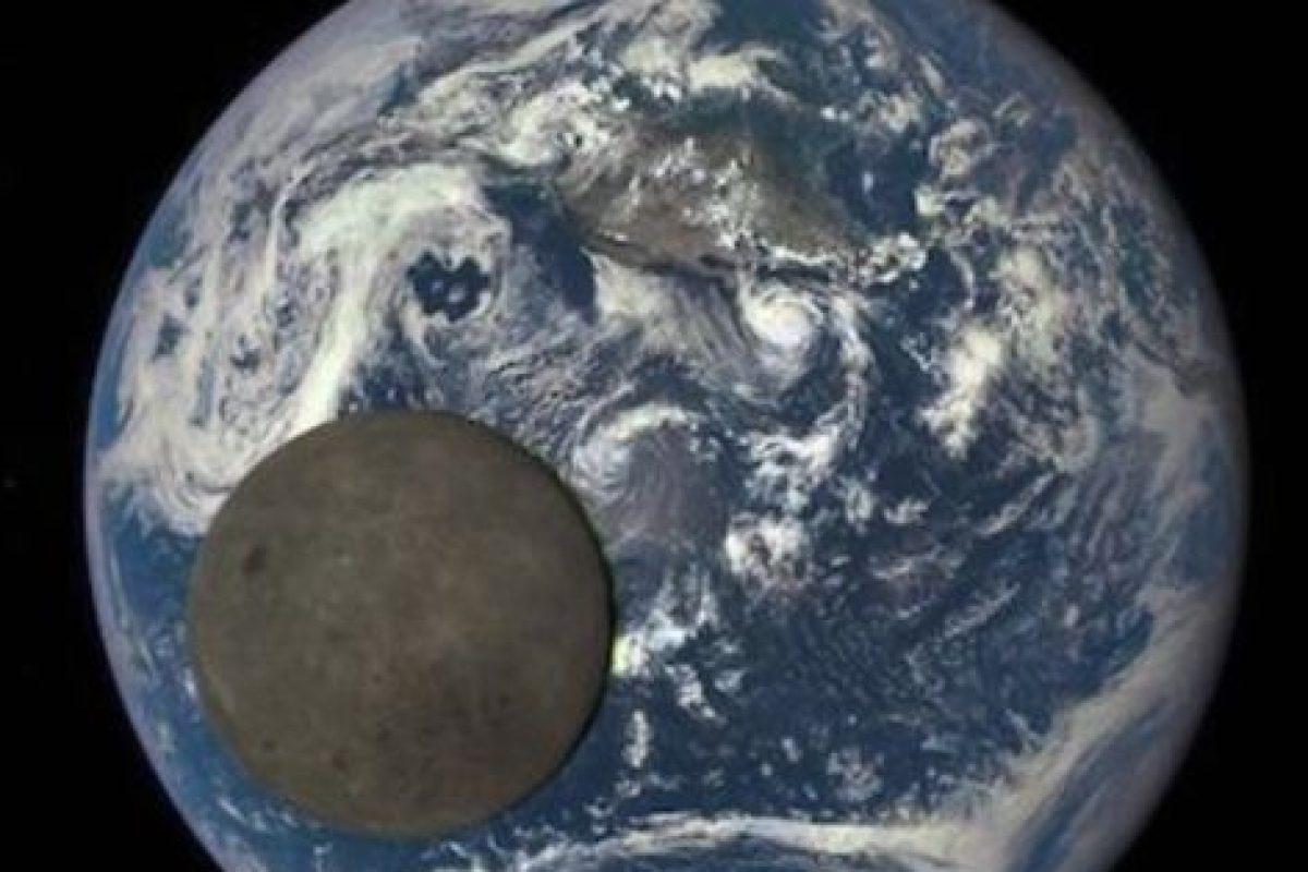 Así luce el lado oscuro de la Luna iluminado por el sol Foto:Instagram.com/NASA. Imagen Por: