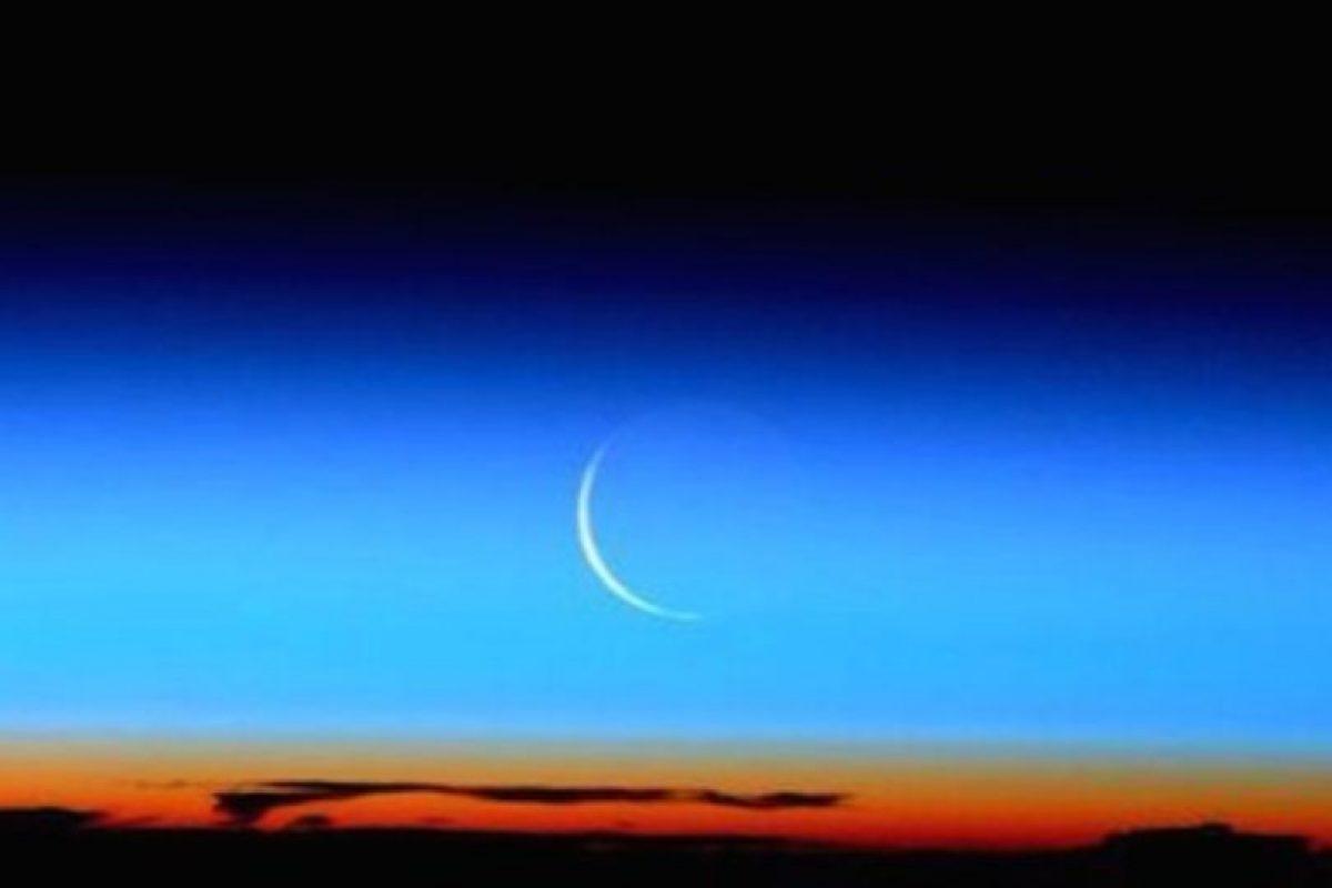 """El astronauta Terry Virts publicó esta foto de su """"recibimiento"""" a la Estación Espacial Internacional Foto:Instagram.com/NASA. Imagen Por:"""