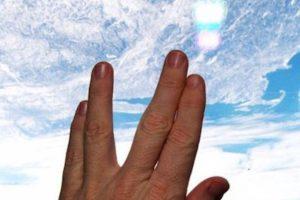 """La fotografía con la que el astronauta Terry Virts despidió al actor Leonard Nimoy, conocido por interpretar a """"Spock"""" en la serie """"Star Trek"""" Foto:Instagram.com/NASA. Imagen Por:"""