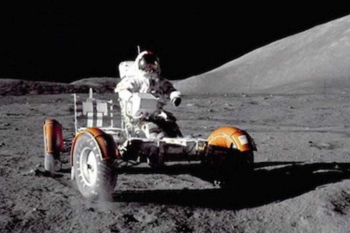 Imagen de la misión Apollo 17 en la Luna Foto:Instagram.com/NASA. Imagen Por: