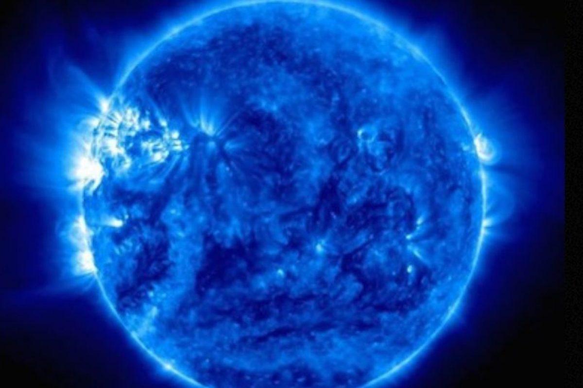 Fotografía ultravioleta del Sol, tomada en marzo pasado Foto:Instagram.com/NASA. Imagen Por: