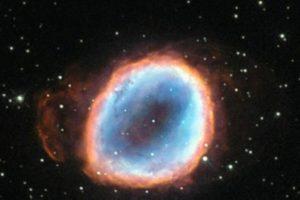 Un estrella muriendo captada por el telescopio espacial HubbleInstagram.com/NASA Foto:Instagram.com/NASA. Imagen Por: