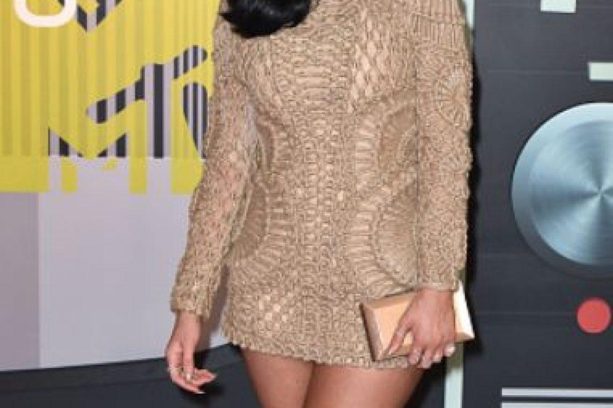 Un vestido ultra corto. Foto:vía Getty Images. Imagen Por: